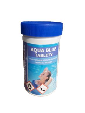 AB Pomalurozpustné tablety na úpravu bazénové vody 1 kg(AB-0001)