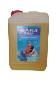 Aqua Blue Jiskra k vyvločkování nečistot a projasnění vody 3 l(AB-0020)