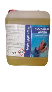 Aqua Blue Jiskra k vyvločkování nečistot a projasnění vody 5 l(AB-0021)