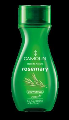 Camolin - sprchový gel dámský, rozmarýn 265 ml(CAM-0001)