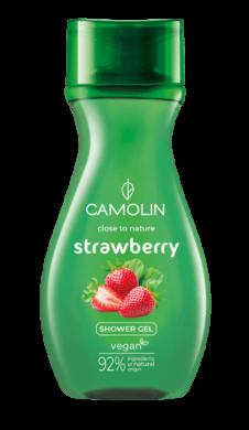 Camolin - sprchový gel dámský, jahoda 265 ml(CAM-0002)