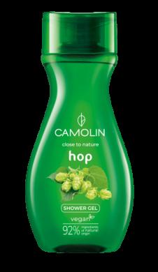 Camolin - sprchový gel pánský, chmel 265 ml(CAM-0008)