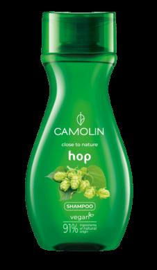 Camolin - vlasový šampon, chmel 265 ml(CAM-0009)