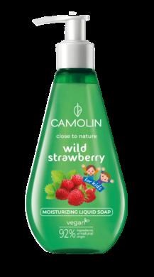 Camolin - tekuté mýdlo, lesní jahoda 300 ml(CAM-0015)