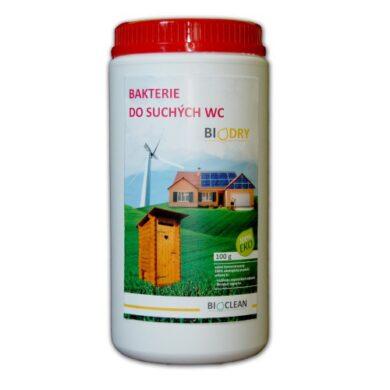 BioClean BIODRY - ekologický přípravek do suchých WC 1 kg(CBC-0014)