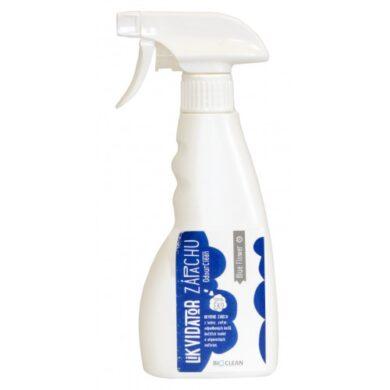 BioClean OdourClean likvidátor zápachu BLUE FLOWER 250 ml(CBC-0016)