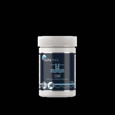 GUAa POOL OXI bezchlórový oxidační přípravek 0,8 kg(CGU-0009)