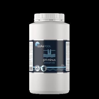GUAa POOL pH minus 2,8 kg(CGU-0013)