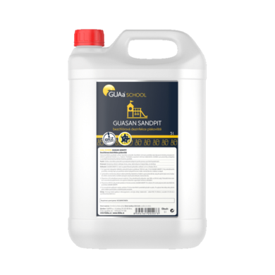 GUAa School GUASAN SANDPIT dezinfekce pískovišť 5l(CGU-0024)