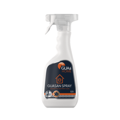 GUAa HOME GUASAN SPRAY bezchlór. dezinfekč. spray 0,5l  (CGU-0028)
