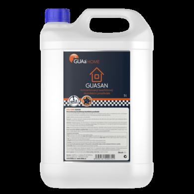 GUAa Home GUASAN Koncentrovaný bezchlórový dezinfekční prostř. 5 l(CGU-0031)