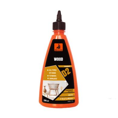 DRAGON Wood adhesive D2 200 ml lepidlo na dřevo(DKDR200_2_INT1G)