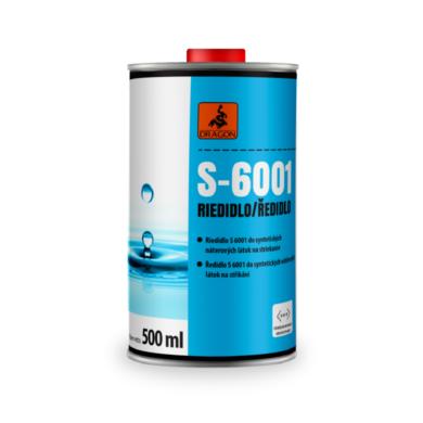 DRAGON Ředidlo S-6001 500 ml(DR01S500_ME_CZ-SK_A)