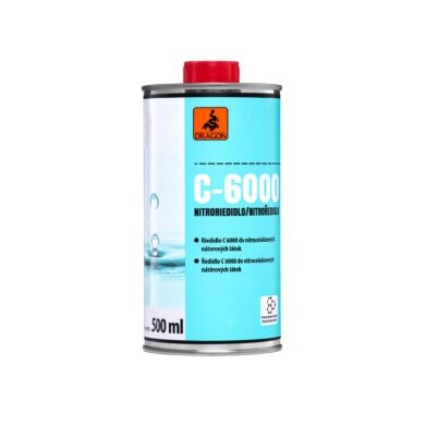 DRAGON Nitroředidlo C-6000 500 ml(DSN00C500_ME_CZ-SK)