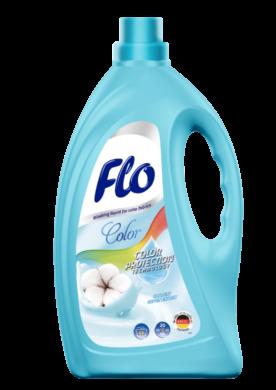 FLO Color tekutý prací prostředek na barevné oblečení 2l(FL-0004-1)