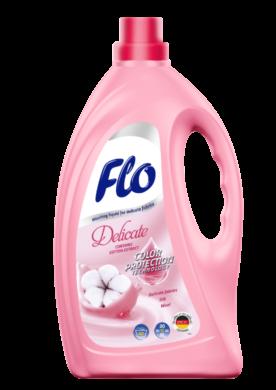 FLO Delicate tekutý prací prostředek na jemné oblečení 2l(FL-0005-1)