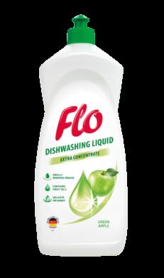 FLO přípravek na mytí nádobí  GREEN APPLE 1l(FL-0015-1)