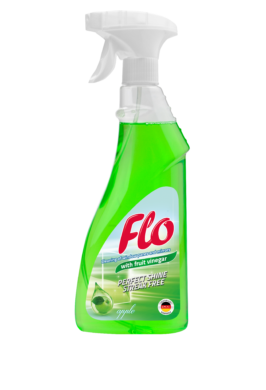 FLO WINDOW CLEANER FRUIT VINAGER čisticí prostředek na okna 500 ml(FL-0025)