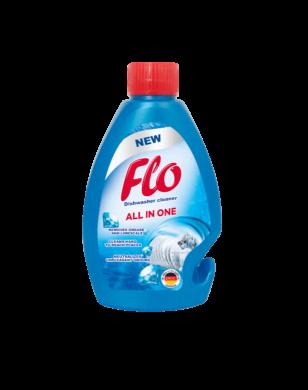 FLO DISHWASHERCLEANER čistič myčky 250 ml(FL-0042)