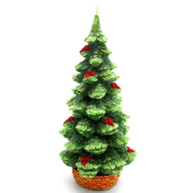 Svíčka vánoční stromeček(FS-73040)