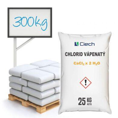 Distripark Chlorid vápenatý, dihydrát 300 kg(KC-00017)