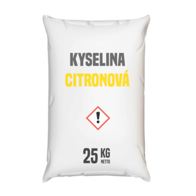 Distripark Kyselina citronová 25 kg(KOSP-00001)