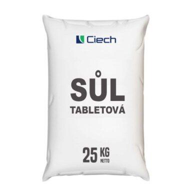 Tabletová regenerační sůl distripark 25 kg(KOSP-00022)