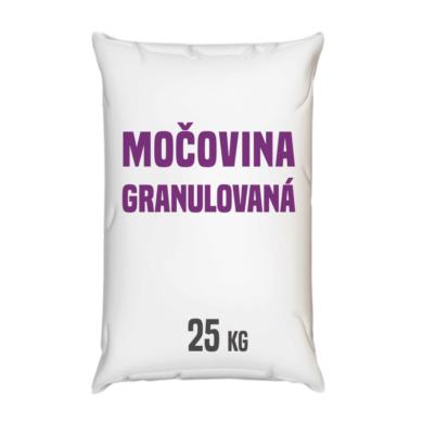Močovina granulovaná, hnojivo 46%, distripark 25 kg(MN-0001)