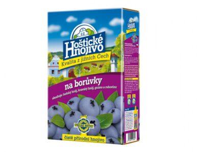 Hnojivo HOŠTICKÉ na borůvky 1 kg(NG-0291)