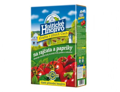 Hnojivo HOŠTICKÉ na rajčata a papriky 1 kg(NG-0301)