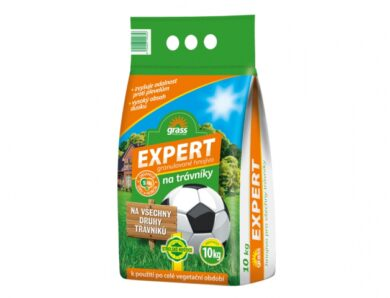 Hnojivo GRASS EXPERT na trávník 10 kg(NG-1005)