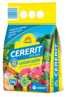 Hnojivo CERERIT MINERAL univerzální granulované 2,5kg(NG-1023)
