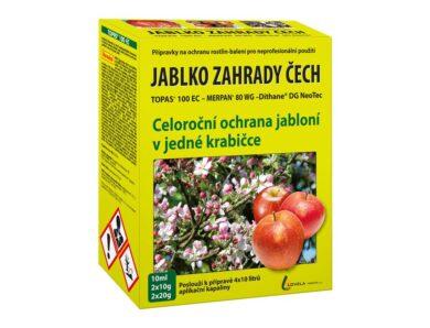 Jablko Zahrady Čech 2x20g + 2x10g + 10ml(NG-3090_CCR)