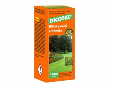 Dicotex - ničitel plevelů v trávníku 100 ml(NG-4355_CCR)
