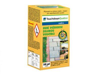 Syngenta Touchdown Quattro herbicid 50 ml(NG-4903_CR)