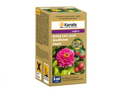 Syngenta Karate ZEON 5CS k hubení hmyzu 5 ml(NG-6030_CR)