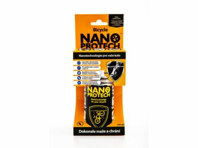 Nanoprotech Bicycle Antikorozní a mazací sprej  150 ml  (NPT-013)