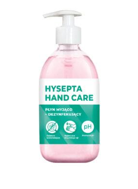Dezinfekce rukou Hysepta Hand Care 0,5 l(ROF-0089)