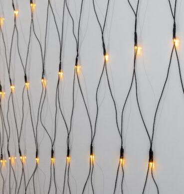 Světelná síť Golden Warm White 200 LED 300 cm x 300 cm(ST594-22)