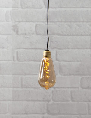 Světelná dekorace Glow zlatá(ST700-06)