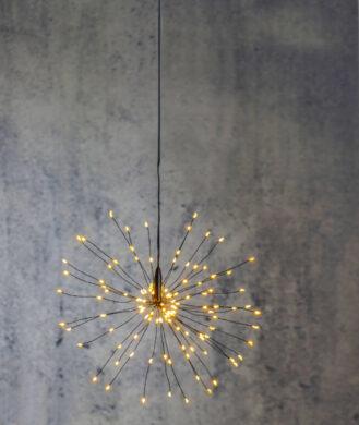 Světelná dekorace Firework 26 cm x 26 cm(ST710-01-1)