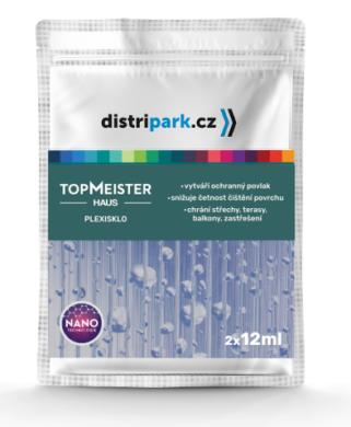 TopMeister Haus - ubrousky k impreg. plexiskla a polykarbon. 2 x 12 ml(TMH-0005)