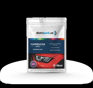 TopMeister Moto ochrana laku - ubrousky k ošetření autolaku 2 x 15ml(TMM-0006)