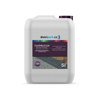 TopMeister Beton Extra - impregnace beton 5l(TMN-0002)