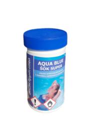 Aqua Blue ŠOK Super prostředek k rychlému zachlorování bazénové vody 1 kg