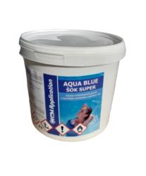 Aqua Blue ŠOK Super prostředek k rychlému zachlorování bazénové vody 5 kg