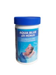 AB pH Minus prostředek ke snížení pH bazénové vody 1,5 kg-Aqua Blue pH Mínus je rychlorozpustný granulovaný přípravek pro snižování hodnoty pH bazénové vody. pH mínus se vyznačuje jednoduchým dávkováním a okamžitou účinností.