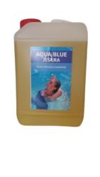 Aqua Blue Jiskra k vyvločkování nečistot a projasnění vody 3 l-Aqua Blue vločkovač vyvločkuje jemné částečky nečistot tvořící neodfiltrovanou suspenzi - zákal vody. Umožní dokonalé vysrážení těchto nečistot do větších vloček a jejich následné odfiltrování nebo sedimentaci a dodá vodě žádanou jiskru jako u pramenité vody. Reaguje velmi rychle, nezávisle na teplotě vody. Zlepšuje účinnost filtrace, pomáhá prodlužovat životnost pískové náplně.