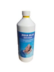 AB Antiřasa přípravek proti tvorbě a růstu řasy 1 l-Aqua Blue Antiřasa ničí všechny druhy řas vyskytujicích se v bazénech. Je velmi účinný na výskyt zelených řas v bazénu. Má výrazné bakteristatické a baktericidní účinky proti širokému spektru mikroorganismů. Přípravek také účinně omezuje výskyt šlemu ve filtračních zařízení a zvyšuje jeho účinnost. Díky svému složení má dlouhodobé účinky a v bazénové vodě se odbourává pomalu.