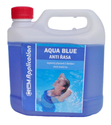 Aqua Blue Antiřasa - přípravek proti tvorbě a růstu řas 3 l